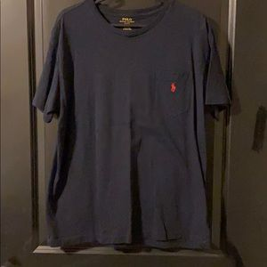 Polo Ralph Lauren short sleeve pocket tee